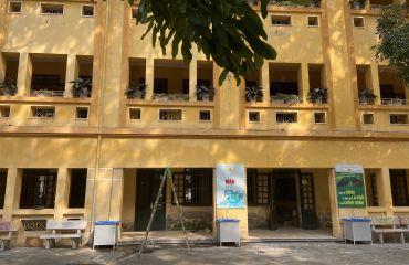 THÔNG BÁO ( Về việc cho học sinh đi học trở lại từ ngày 4/5/2020)
