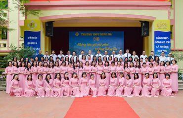 Hội thi Cô giáo tài năng duyên dáng trường THPT Đống Đa